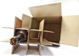 scatole con alveare - esempio
