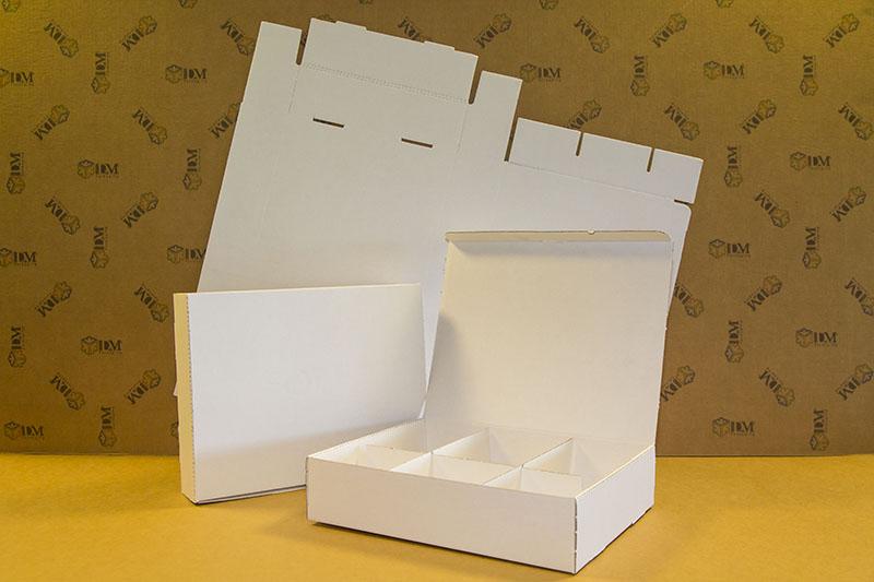 scatole fustellate automontanti - scatola catering m214