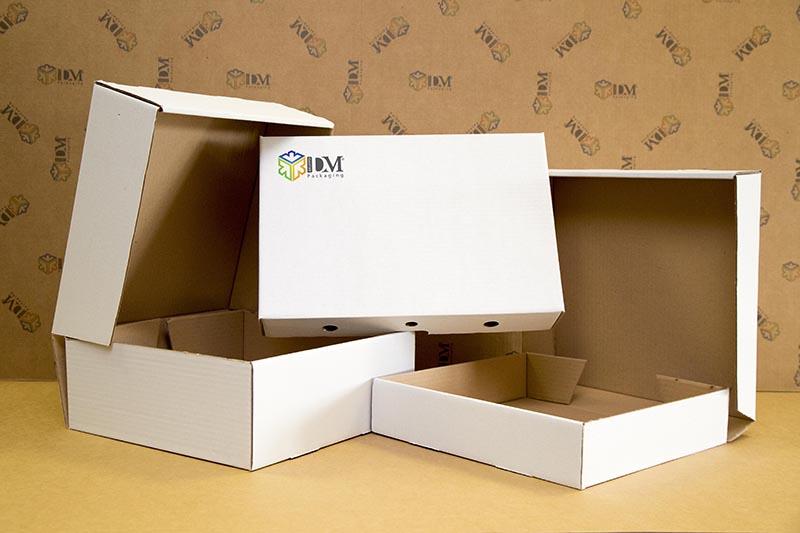 scatole fustellate automontanti - scatole catering vari modelli