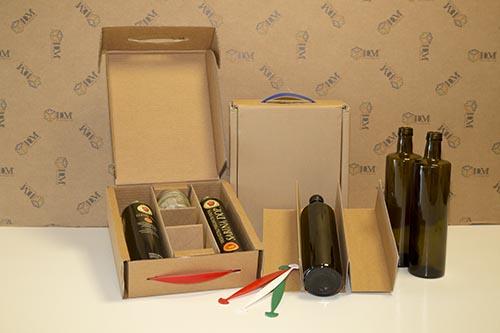 scatole con alveare - scatola con interno personalizzabile
