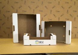cassette di cartone - vari modelli