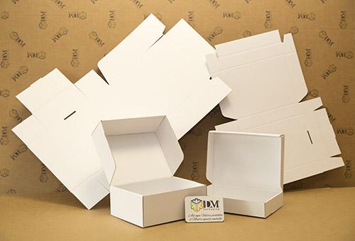 scatole postali - scatola media e scatola libro