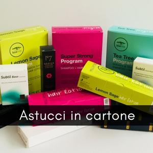 Astucci in cartone