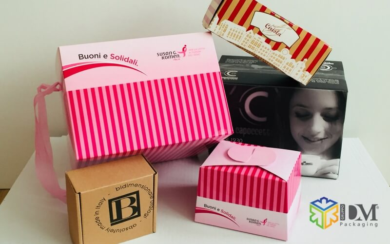 packaging personalizzato