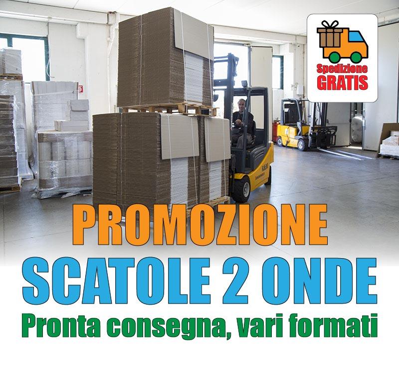 scatolificio roma - promozione scatole magazzino