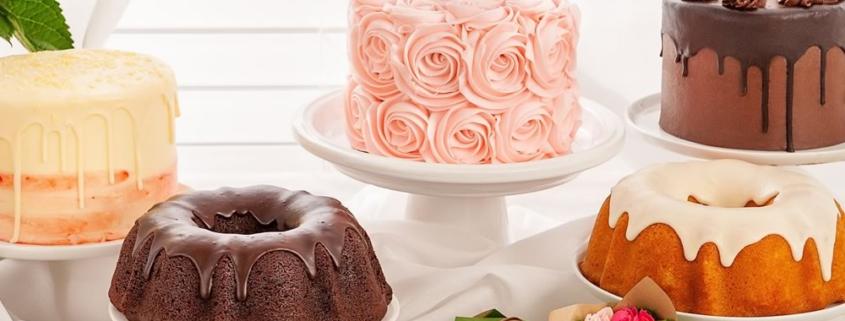 Scatole di cartone per dolci, torte e pasticceria