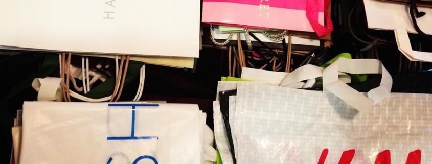 Gli imballaggi di cartone nel settore della moda