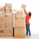 Come imballare efficacemente le scatole per il trasloco