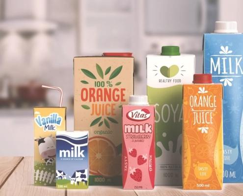L'industria del cartone per bevande punta all'imballaggio sostenibile